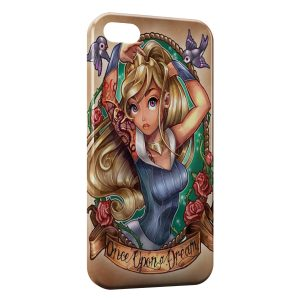 Coque iPhone 7 & 7 Plus Aurore Punk Belle au bois dormant