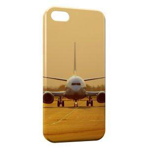 Coque iPhone 7 & 7 Plus Avion Sunshine