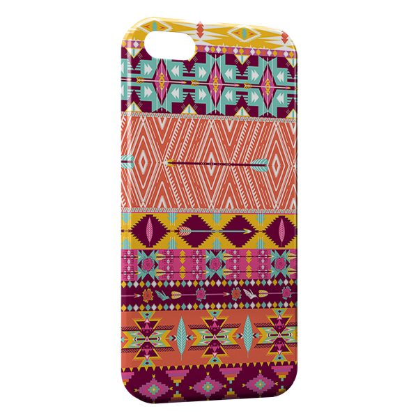 Coque iPhone 7 & 7 Plus Aztec Style 5