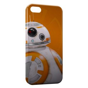 Coque iPhone 7 & 7 Plus BB8 Star Wars 2