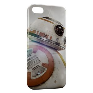 Coque iPhone 7 & 7 Plus BB8 Star Wars 4
