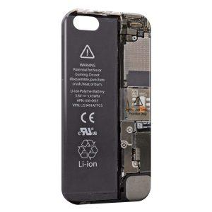 Coque iPhone 7 & 7 Plus Back Hardware Phone