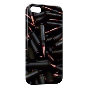 Coque iPhone 7 & 7 Plus Balles Pistolet 2