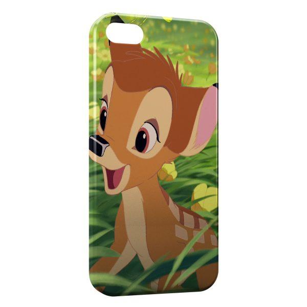 Coque iPhone 7 & 7 Plus Bambi Faon