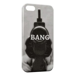 Coque iPhone 7 & 7 Plus Bang Pistolet Vintage