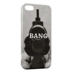 Coque iPhone 7 & 7 Plus Bang Pistolet Vintage