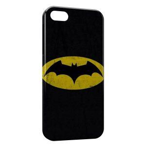 Coque iPhone 7 & 7 Plus Batman Logo Jaune
