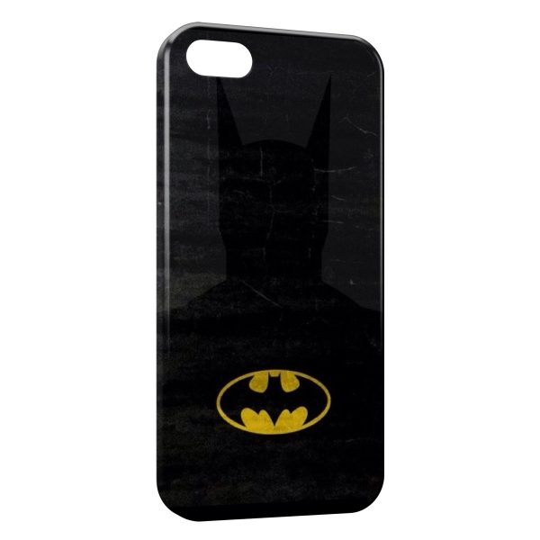 Coque iPhone 7 & 7 Plus Batman Ombre et Logo