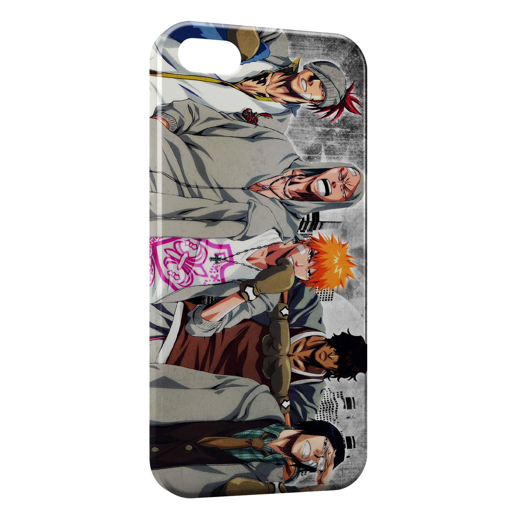 coque iphone 12 bleach