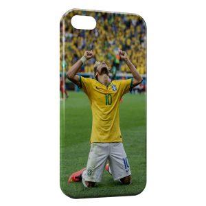 Coque iPhone 7 & 7 Plus Brésil Football