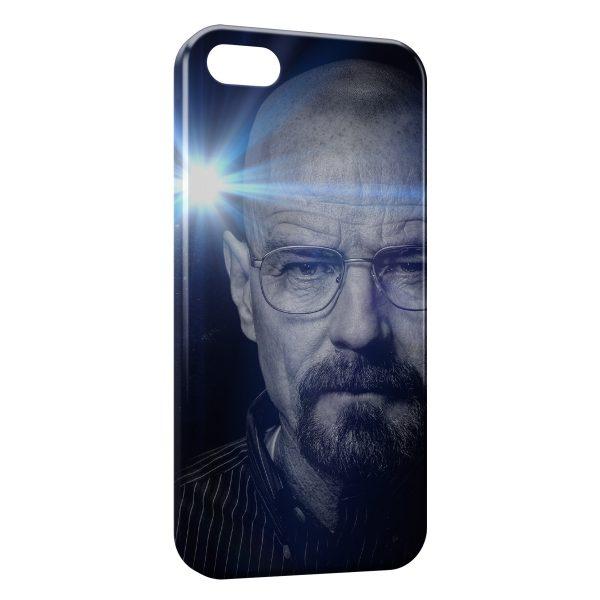 Coque iPhone 7 & 7 Plus Breaking Bad Heinsenberg Bad Face