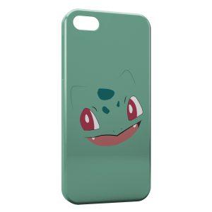 Coque iPhone 7 & 7 Plus Bulbizarre Simple Art Pokemon 2