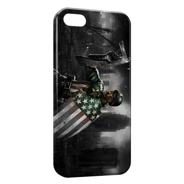 Coque iPhone 7 & 7 Plus Captain America 3