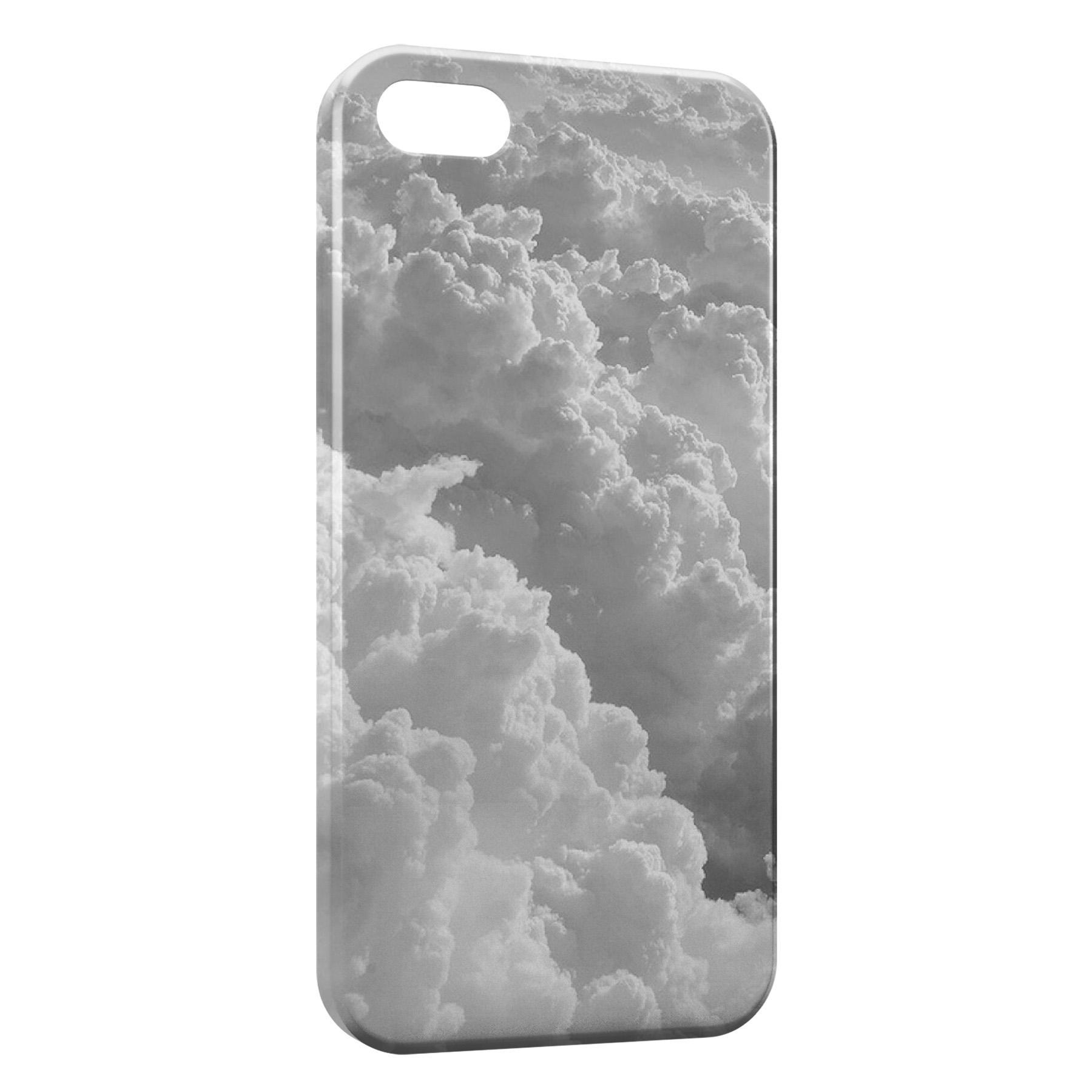 coque iphone 7 plus nuage