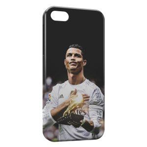 Coque iPhone 7 & 7 Plus Cristiano Ronaldo Football 21