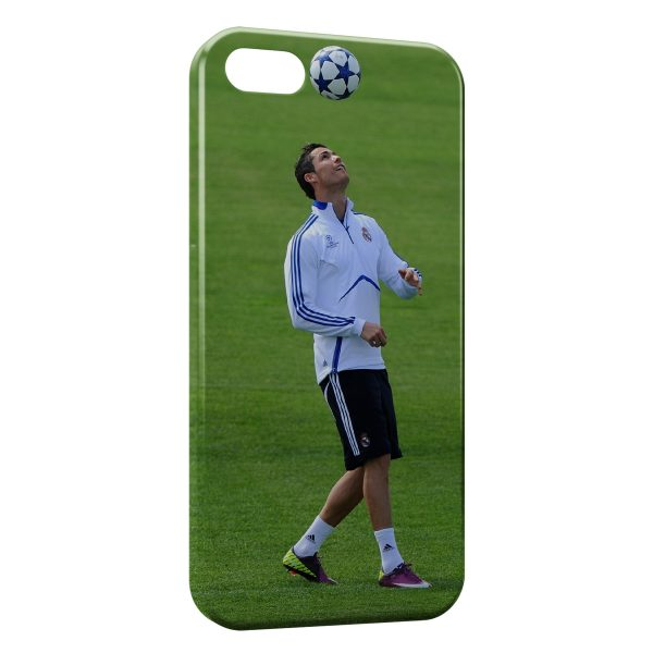 Coque iPhone 7 & 7 Plus Cristiano Ronaldo Football 30