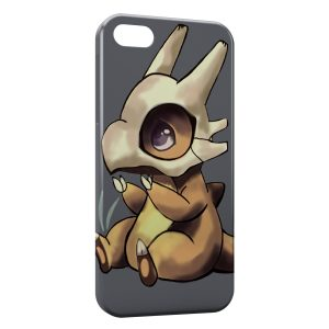 Coque iPhone 7 & 7 Plus Cubone Pokemon 22