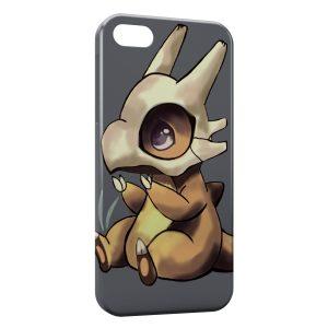 Coque iPhone 7 & 7 Plus Cubone Pokemon 22