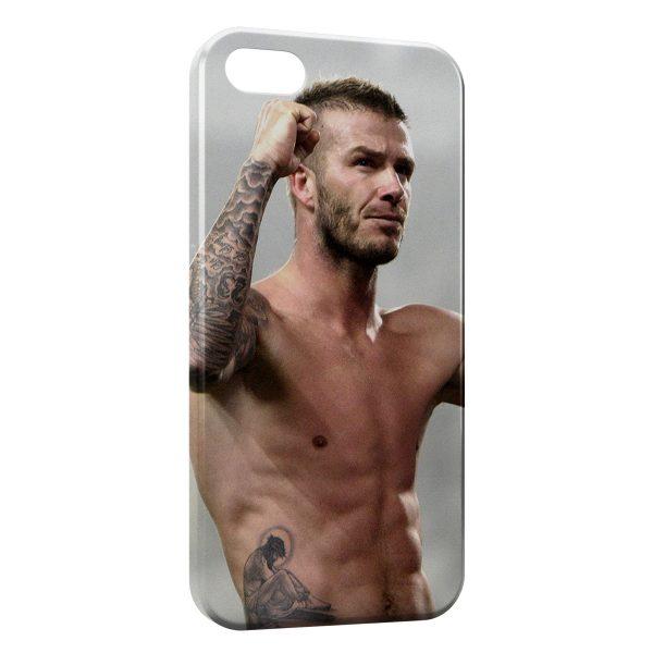 Coque iPhone 7 & 7 Plus David Beckham