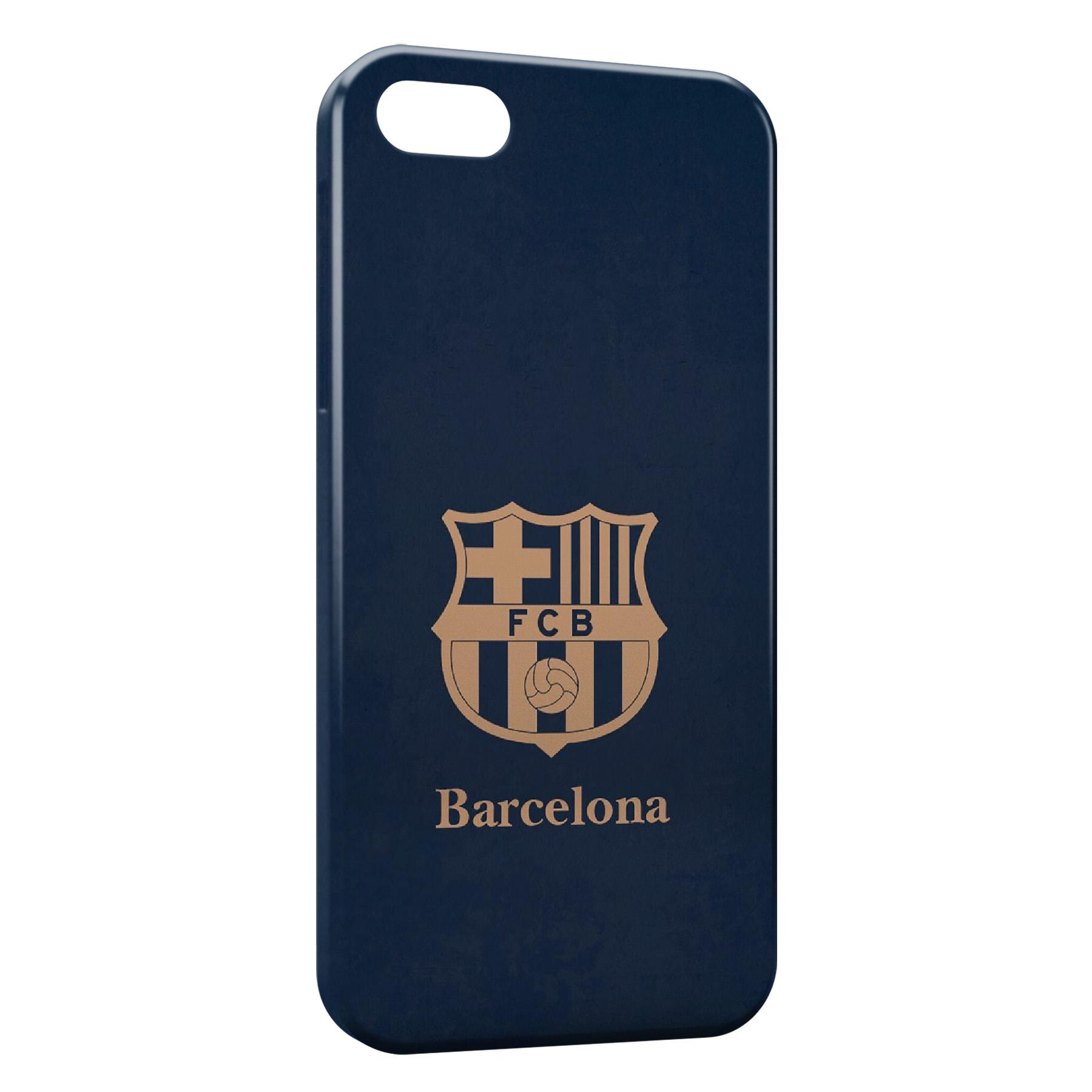 Coque iPhone 7 & 7 Plus FC Barcelone FCB Football 16