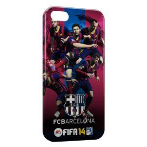 Coque iPhone 7 & 7 Plus FC Barcelone FCB Football 27