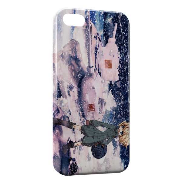 Coque iPhone 7 & 7 Plus Girls Und Panzer Manga 3