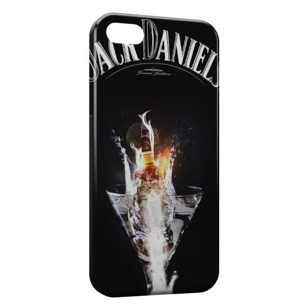 Coque iPhone 7 & 7 Plus Jack Daniel's Cocktail