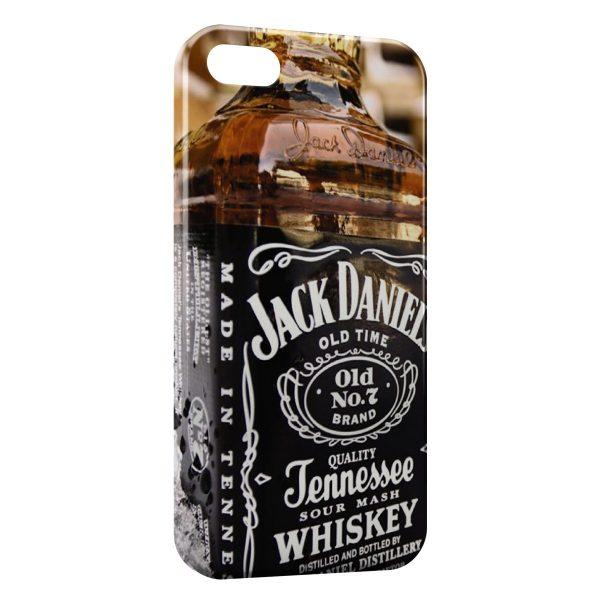 Coque iPhone 7 & 7 Plus Jack Daniel's Gold Whiskey