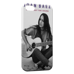 Coque iPhone 7 & 7 Plus Joan Baez