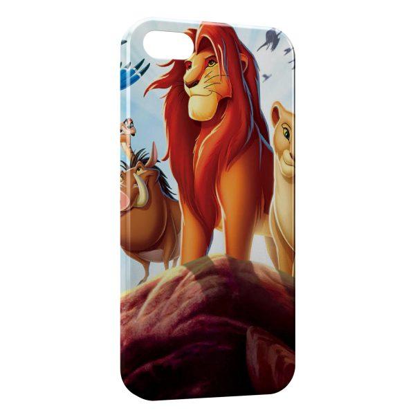 coque iphone 7 roi lion