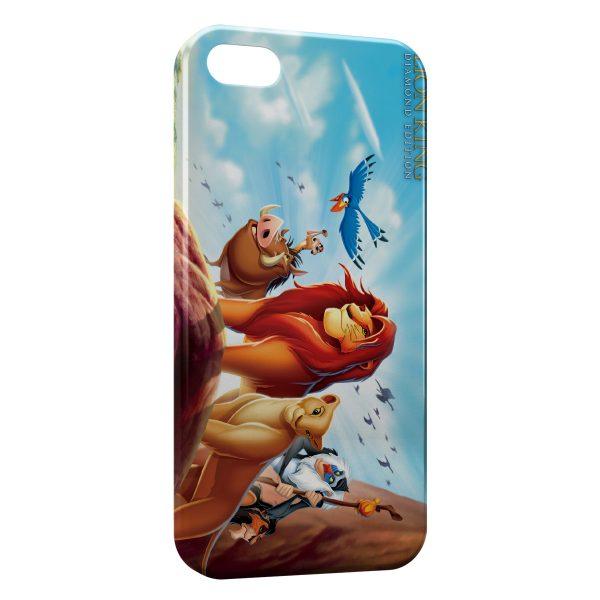 coque lion iphone 7
