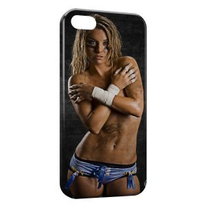 Coque iPhone 7 & 7 Plus Lingerie Football League sexy girl