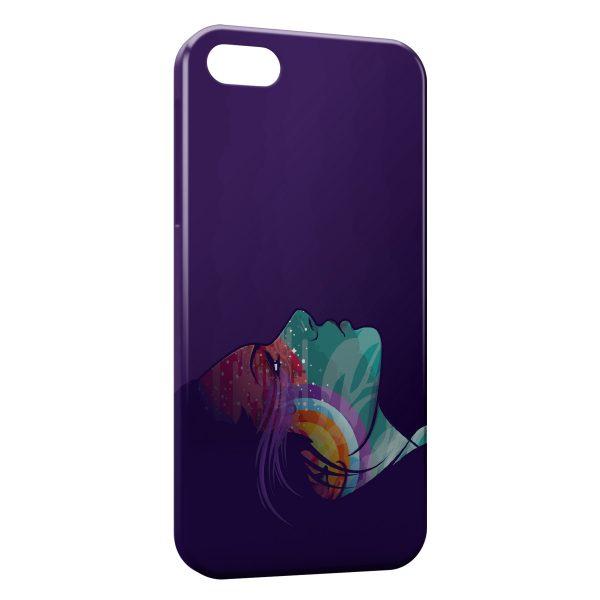 Coque iPhone 7 & 7 Plus Loving Head