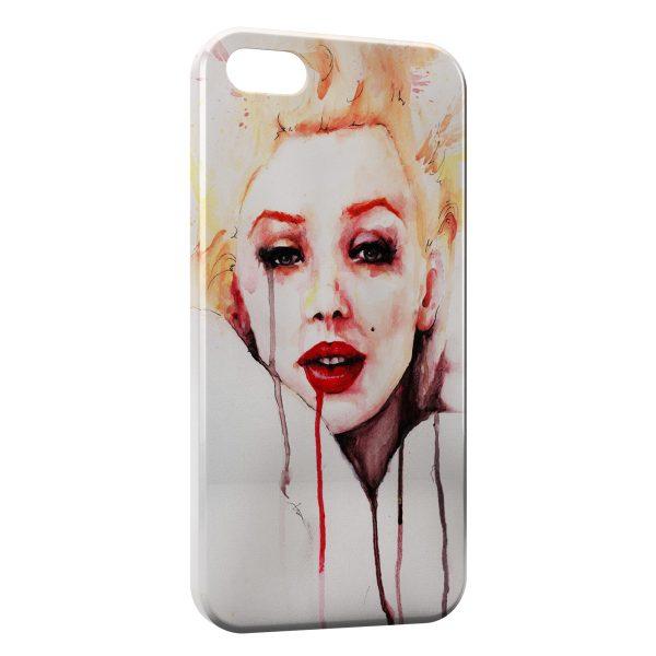 Coque iPhone 7 & 7 Plus Marilyn 2