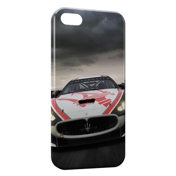 quality design a2e80 ddfa0 Coque iPhone 7 & 7 Plus Maserati Luxe Voiture