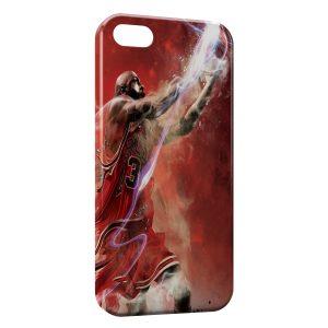 Coque iPhone 7 & 7 Plus Michael Jordan Chicago Bulls Art 3