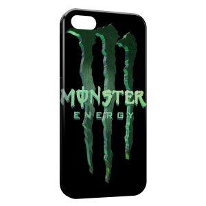 Coque iPhone 7 & 7 Plus Monster Energy 3D Logo