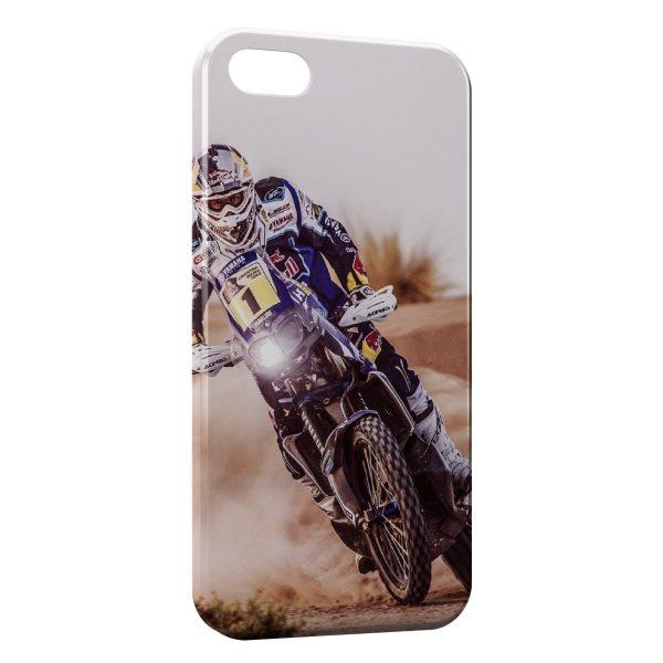 Coque iPhone 7 & 7 Plus Motocross Rider