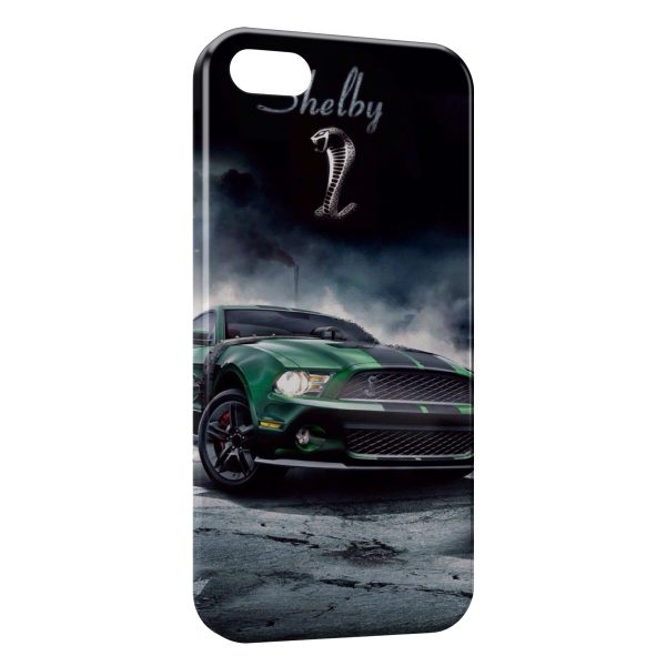 Coque iPhone 7 & 7 Plus Mustang Shelby
