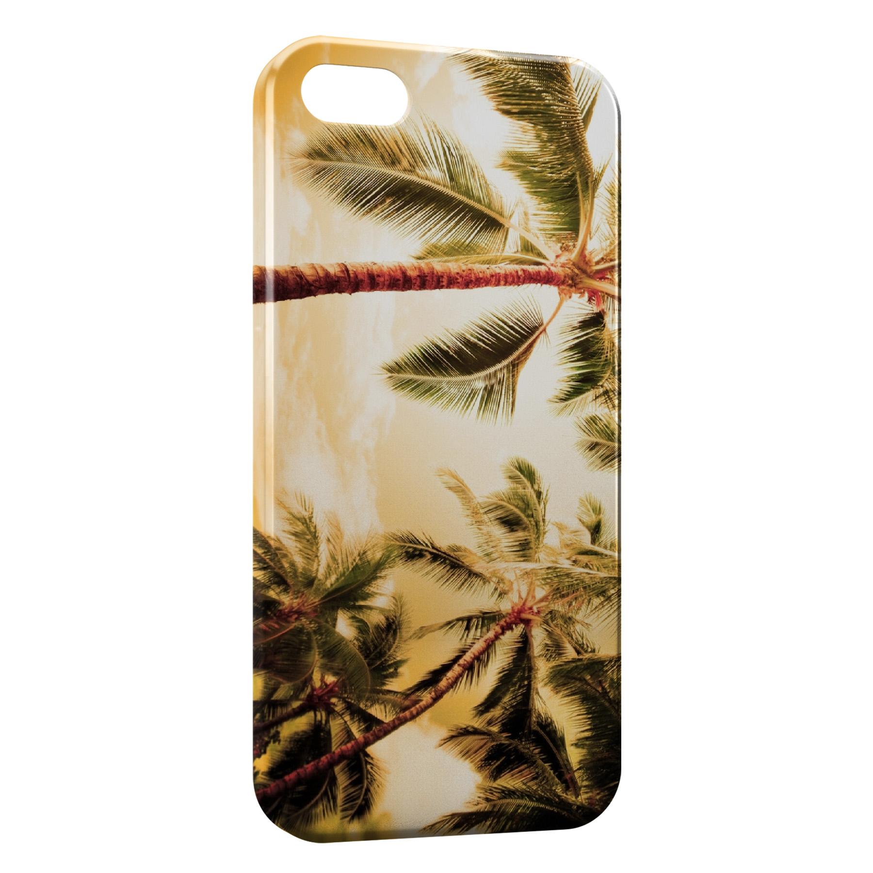 coque iphone 7 plus palmier