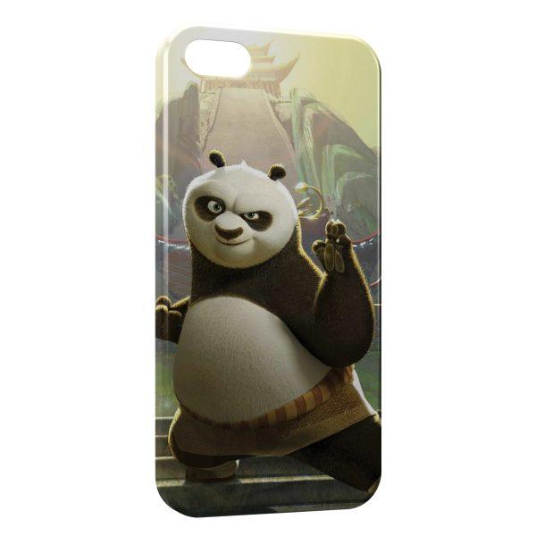 Coque iPhone 7 & 7 Plus Panda Cartoon
