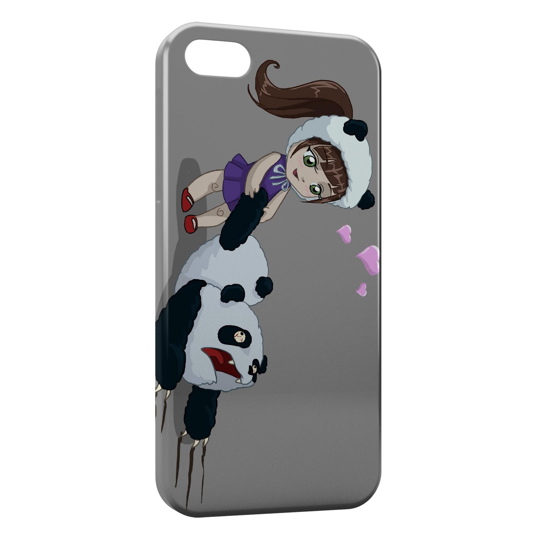 panda coque iphone 7