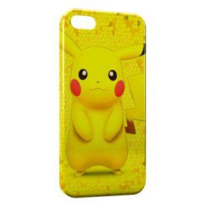 Coque iPhone 7 & 7 Plus Pikachu Pokemon