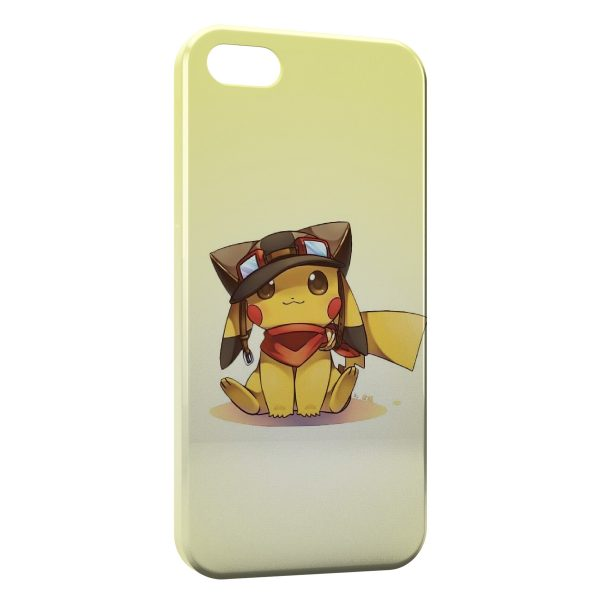 Coque iPhone 7 & 7 Plus Pikachu Pokemon Artn Design