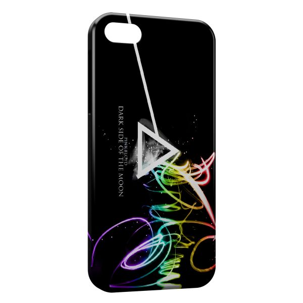 Coque iPhone 7 & 7 Plus Pink Floyd Dark Side Of The Moon