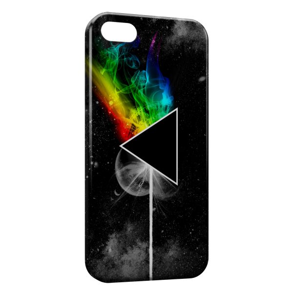 Coque iPhone 7 & 7 Plus Pink Floyd Galaxy