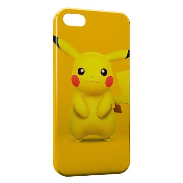 Coque iPhone 7 & 7 Plus Pokemon Pikachu 22
