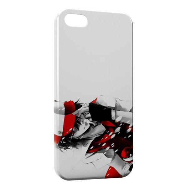 Coque iPhone 7 & 7 Plus Pokemon Sacha