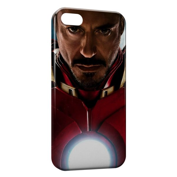 Coque iPhone 7 & 7 Plus Real Iron Man