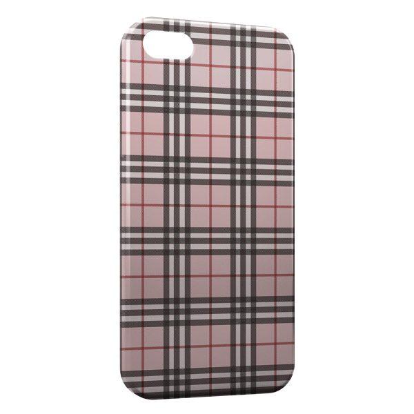 Coque iPhone 7 & 7 Plus Rose Texture